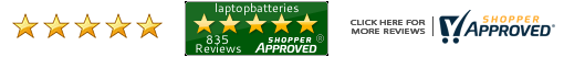 Customer Reviews for laptopbatteries.ie